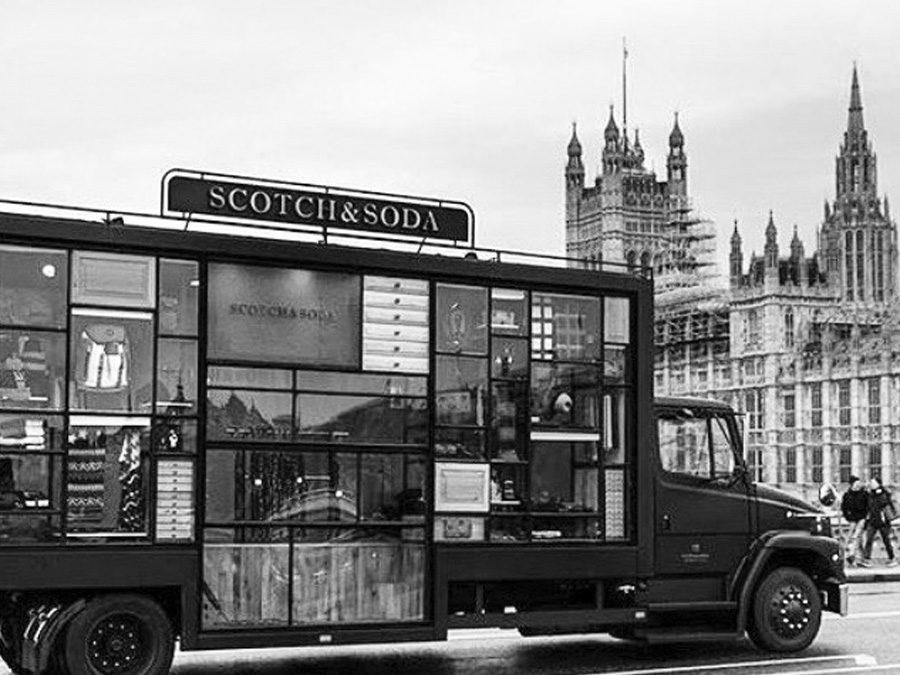 Scotch & Soda • Truck